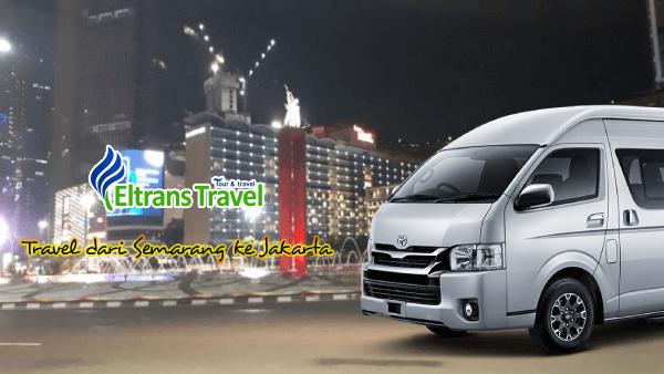 Travel dari Semarang ke Jakarta