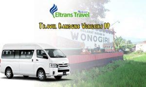 Travel Bandung Wonogiri