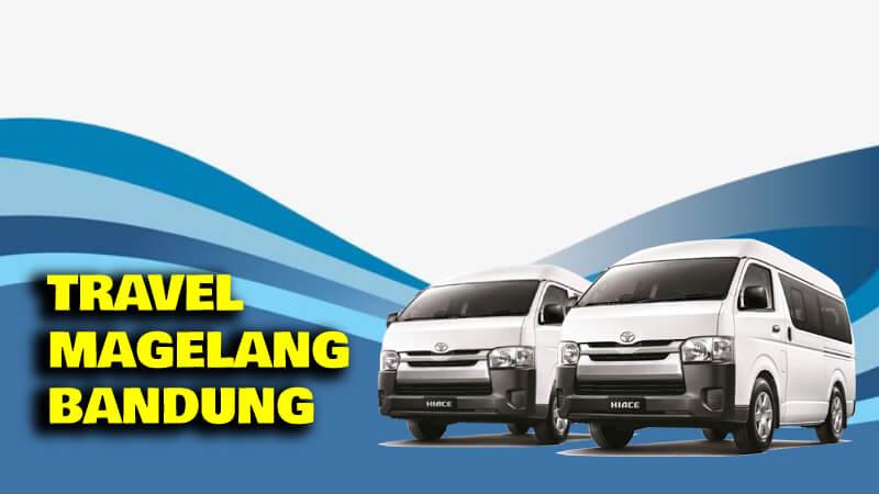 Travel Magelang Bandung