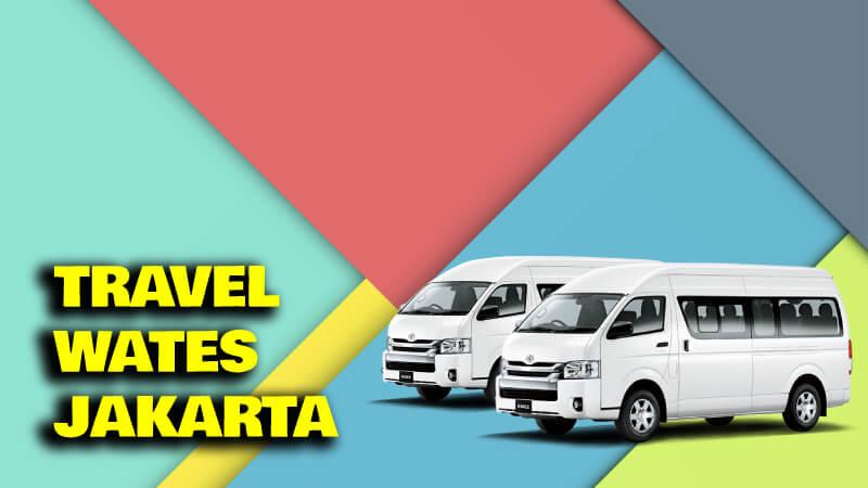 Travel Wates Jakarta