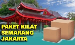 Jasa Paket Kilat Semarang Jakarta