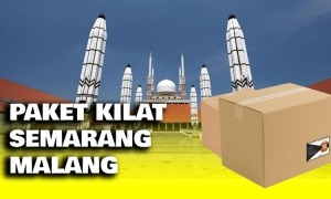 Jasa Paket Kilat Semarang Malang
